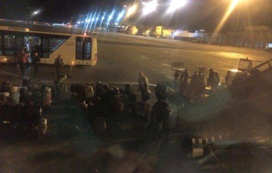 Египет: Меры безопасности в аэропортах Шарм-Эль-Шейха и Хургады