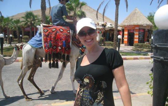 Отчет о рекламном туре в Египет (2012) 2