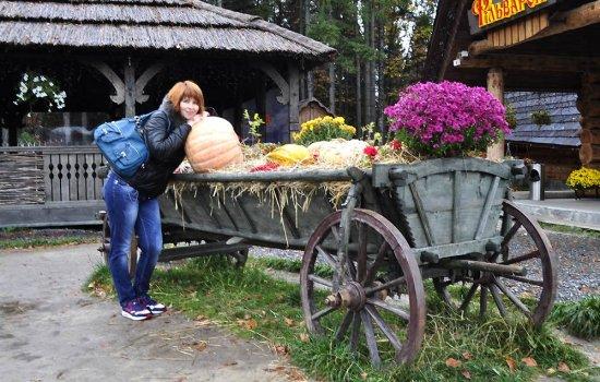 Отчет о рекламном туре в Карпаты (2014) 14