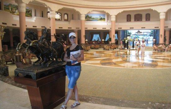 Отчет о рекламном туре в Египет (2012) 6