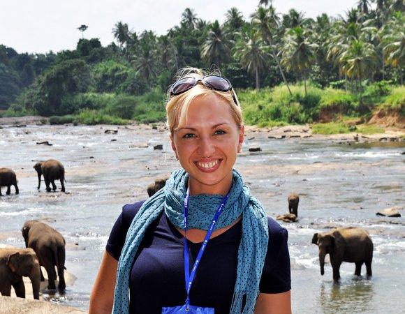 Отчет о рекламном туре в Шри-Ланку (2013)