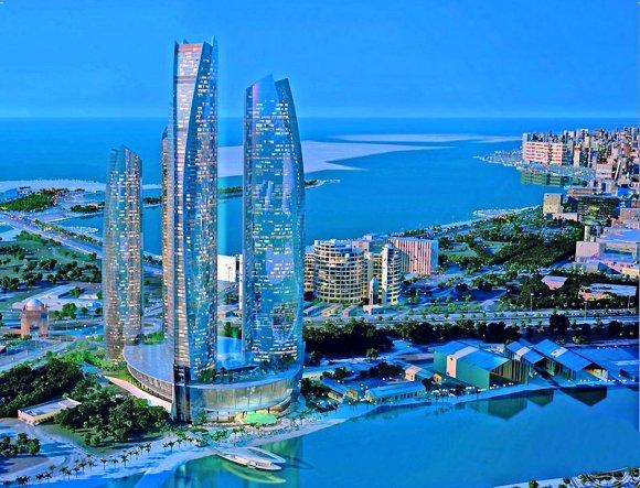 Яркие каникулы в ОАЭ
