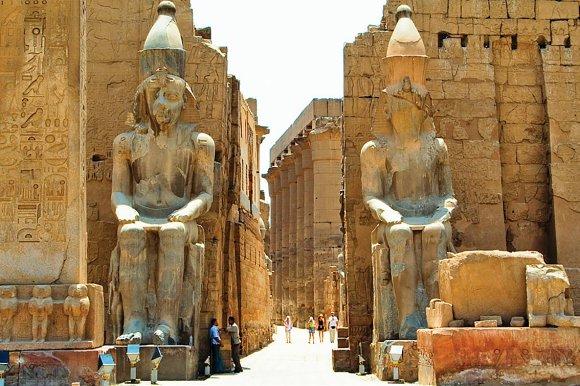 Достопримечательности Египта. На что посмотреть в 2018?
