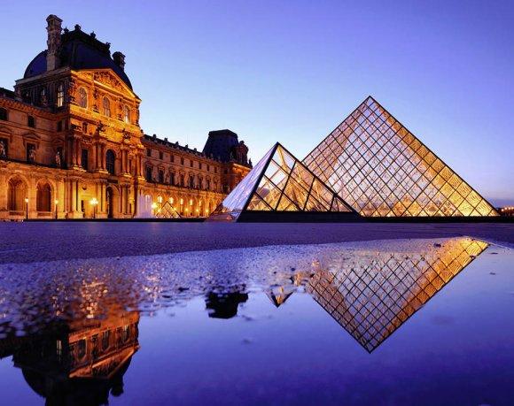 В арабских эмиратах открывается филиал знаменитого художественного музея в Париже