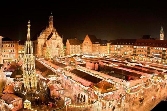 Куда отправиться за подарками в Европе?