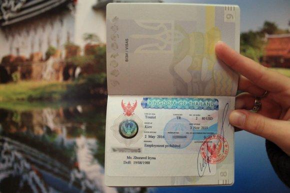 Тайланд: временная отмена виз с 15.11.18 - 13.01.19