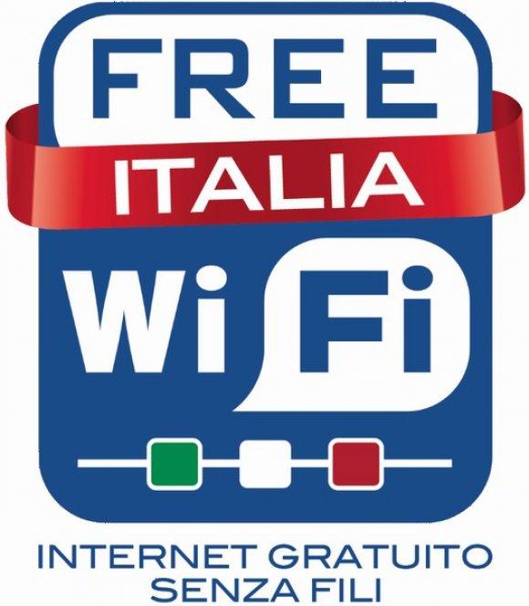 В Италии заработал бесплатный WI-FI