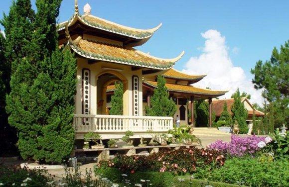 Цветочные поля Чанг Нон Сон
