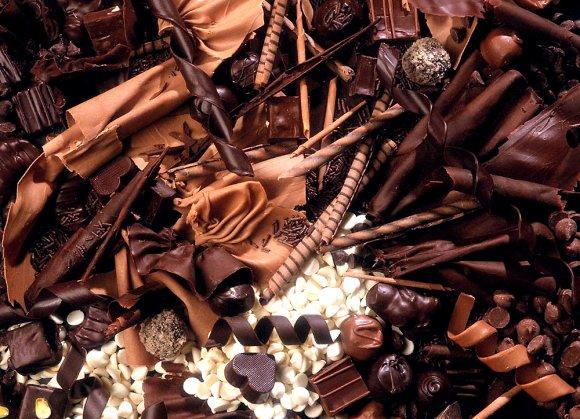 """Все в Лондон на """"Шоколадное шоу"""""""