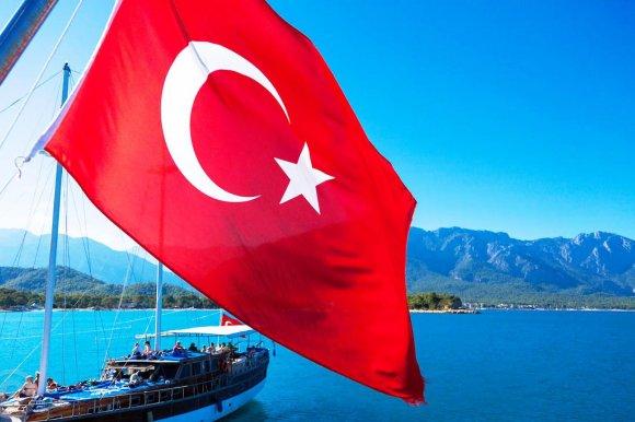 Турция.