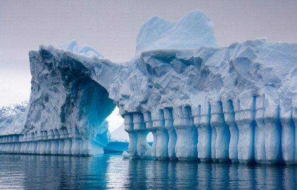 Невероятные факты об Антарктиде