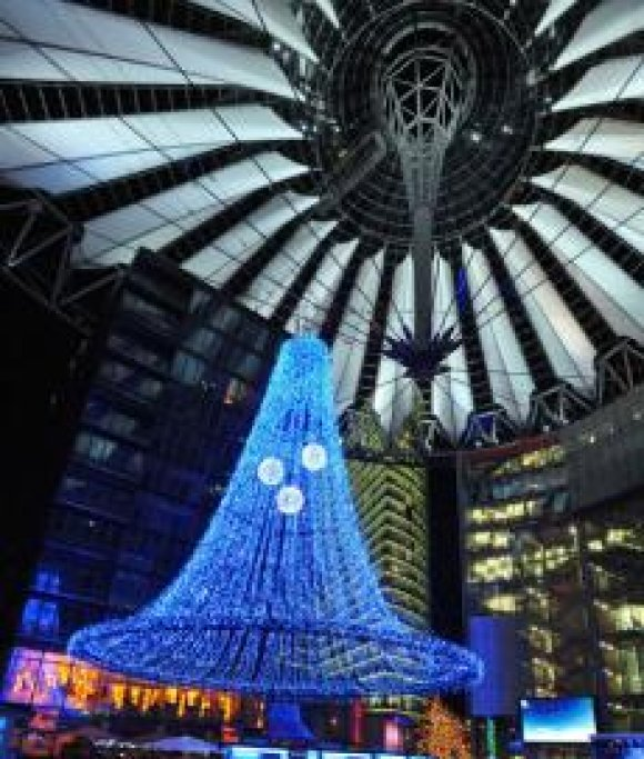 Новый Год у Бранденбургских ворот!!!