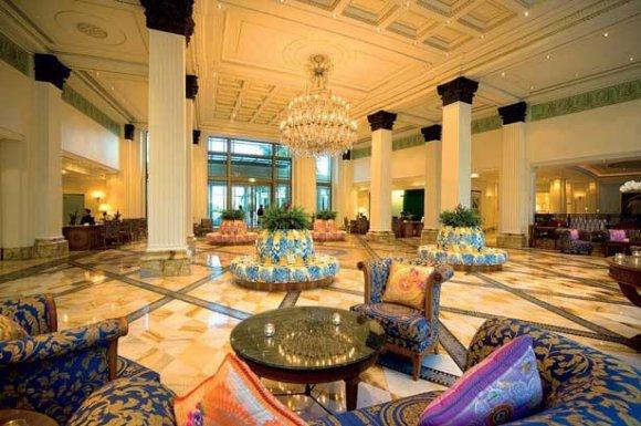 Элитные гостиничные номера для роскошного отдыха