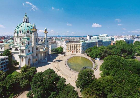 5 причин поехать в Вену