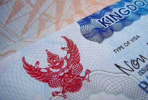 Продление бесплатной визы в Тайланде