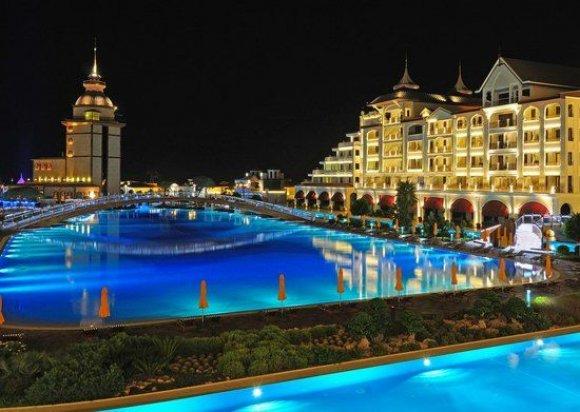 Mardan Palace может стать частью знаменитой сети и вернуться к жизни