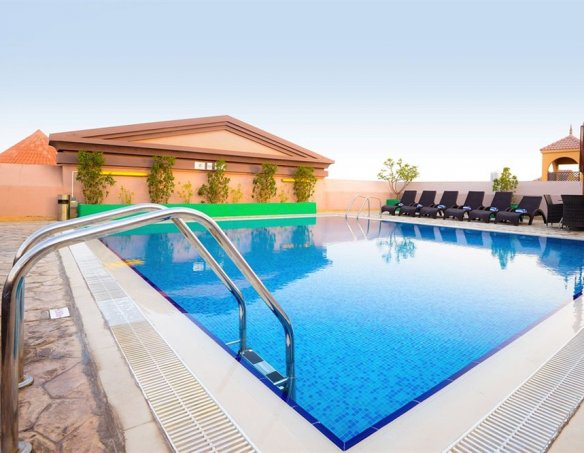 Тур в отель Golden Tulip Al Barsha 4* 27