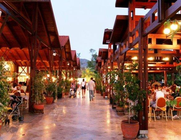 Тур в отель Marmaris Resort 5* 4