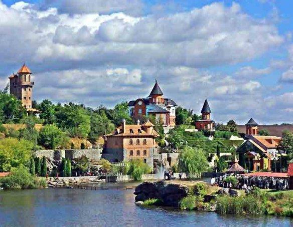 """Тур """"Украинская Швейцария - интересные места Украины"""" 13"""