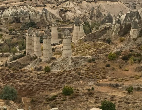 Тур в Каппадокию на майские Uchisar Kaya 7
