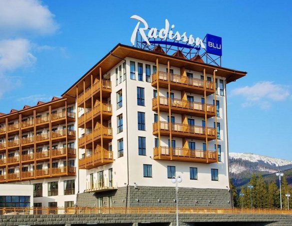 Тур в отель Rаdisson Blu 5*  2