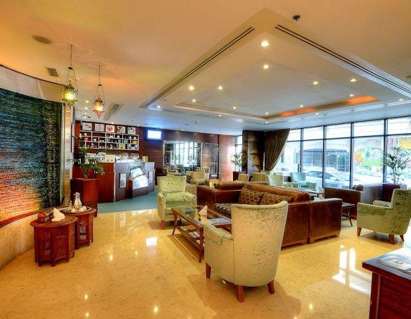 Тур в отель Golden Tulip Al Barsha 4* 18