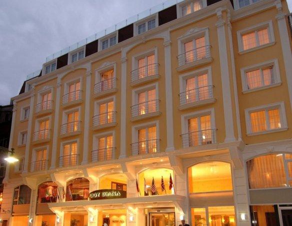 Тур в отель Lady Diana 4* 10