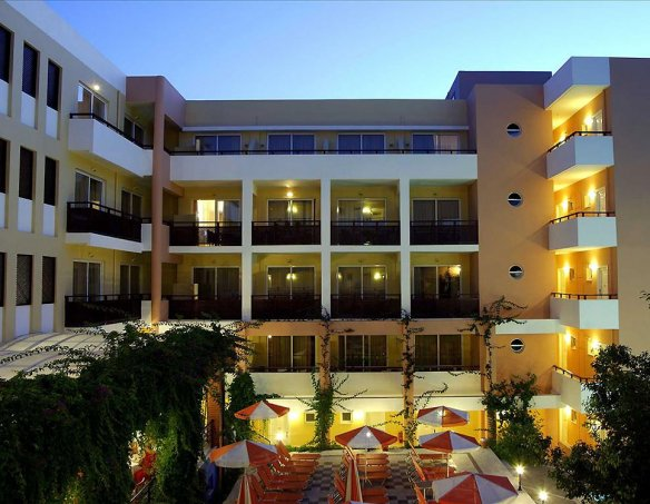 Тур в отель Atrium Hotel Rethymno 3* 20