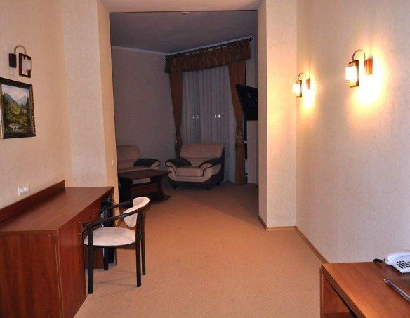 Тур в отель Карпатские зори 30