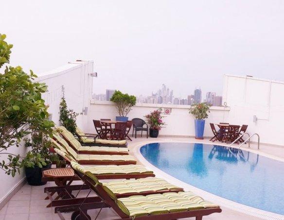 Тур в отель Marmara Hotel Apartments 1