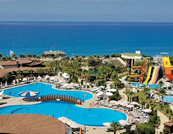 Тур в отель Mukarnas SPA Resort 5* 12