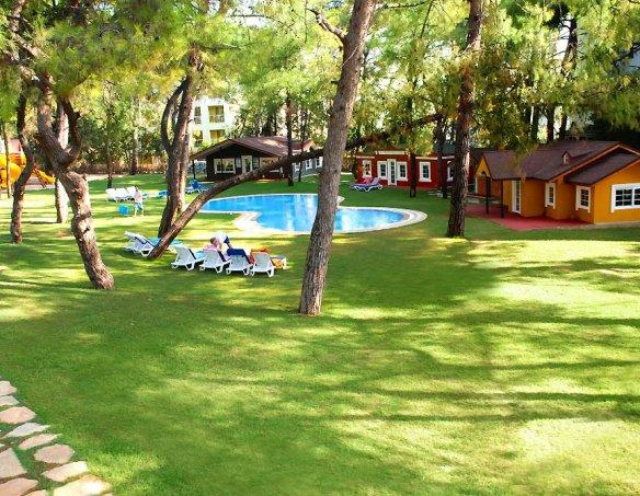 Тур в отель Grand Yasizi Club Turban 5* 16