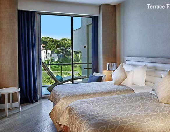 Тур в отель Maxx Royal Belek Golf Resort 5* 12