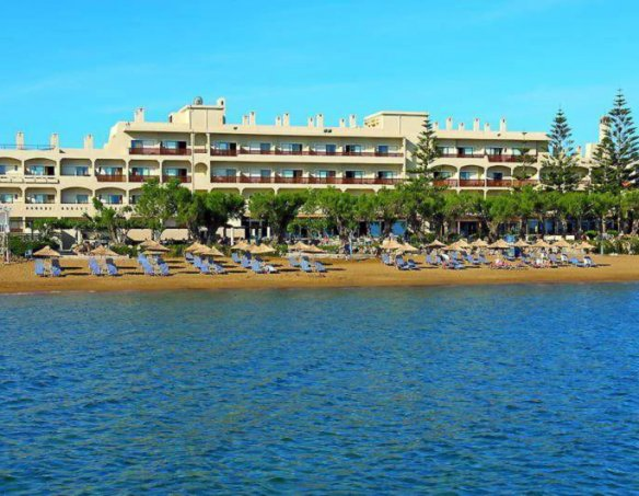 Тур в отель Siva Sharm 5* 9