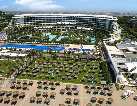 Тур в отель Maxx Royal Belek Golf Resort 5* 168