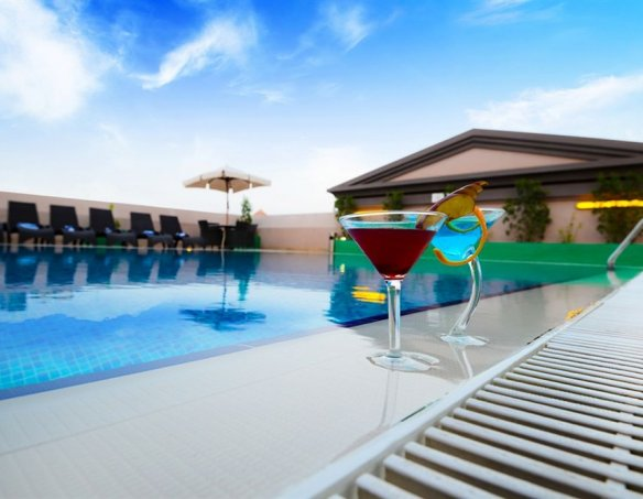 Тур в отель Golden Tulip Al Barsha 4* 28
