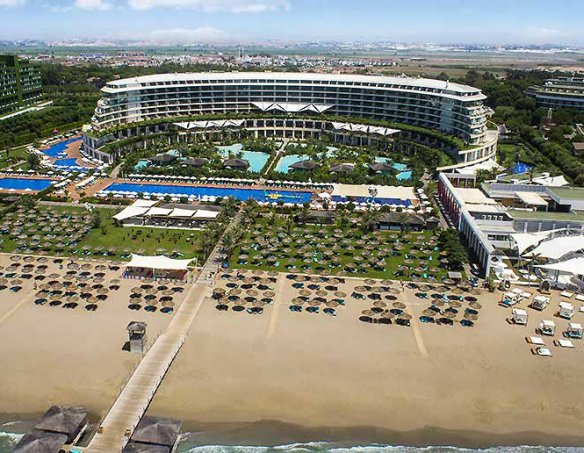 Тур в отель Maxx Royal Belek Golf Resort 5* 167