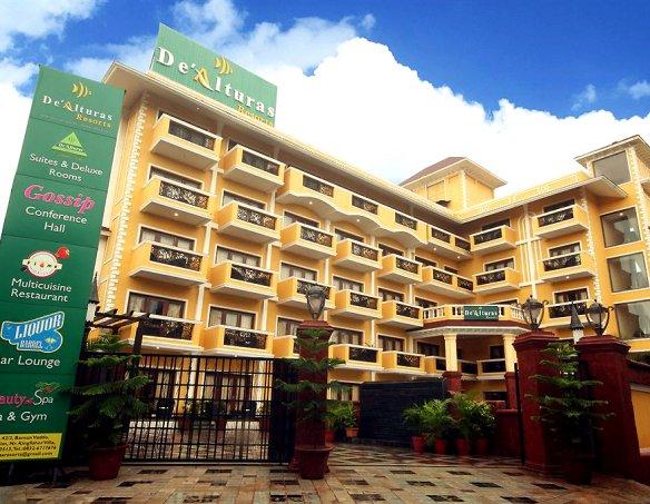 Тур в отель Resort De Alturas 4* 10