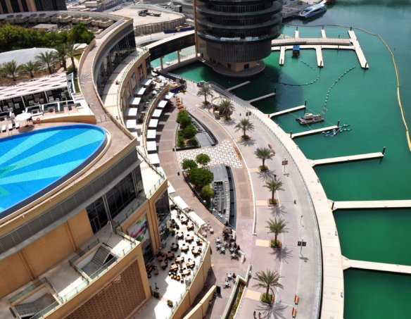 Тур в отель The Address Dubai Marina 5* 14