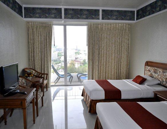 Тур в отель Pattaya Park 3* 24