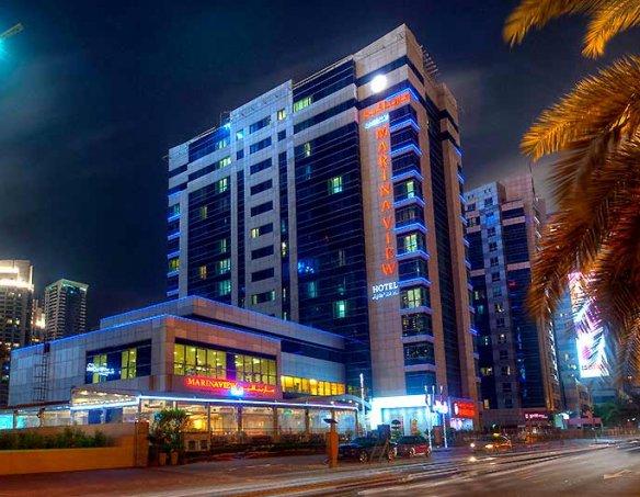 Тур в отель Marina View 4* 25