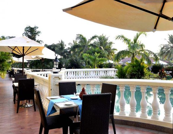Тур в отель The Zuri White Sands Goa 5* 3