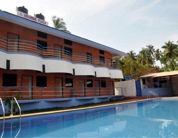 Тур в отель Arambol Plaza Beach Resorts 2* 1
