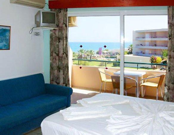 Тур в отель Sea Front Hotel 3* 2