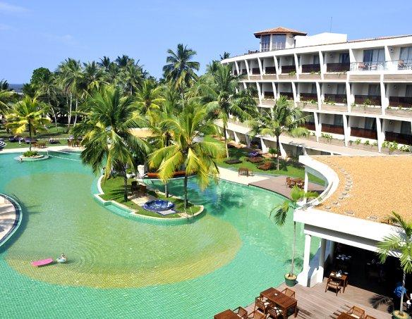 Тур в отель Eden Resort 5* 1