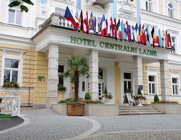 Тур в отель Centralni Lazne 4* 5