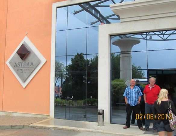 Тур в отель Astera 4* 14