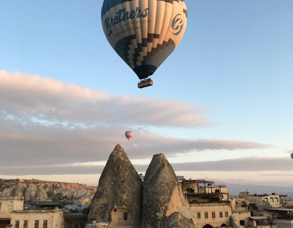 Тур в Каппадокию на майские By Cappadocia Hotel 3