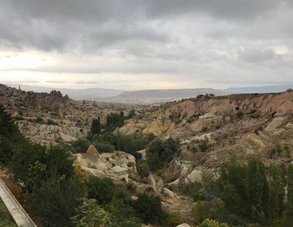 Тур в Каппадокию на майские Uchisar Kaya 1