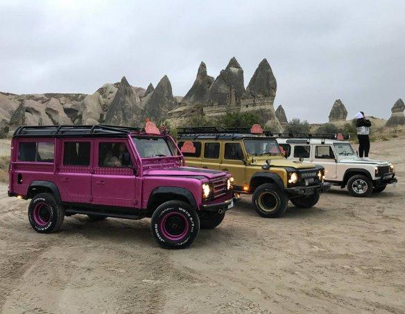 Тур в Каппадокию на майские Uchisar Kaya 8